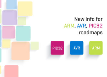 New info ARM, AVR and PIC32 compiler roadmaps banner news