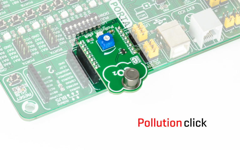 Pollution click banner news