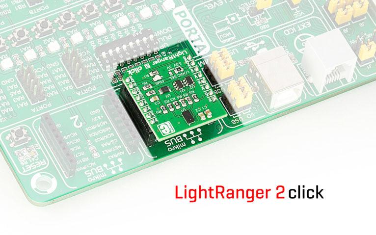 LightRanger 2 click banner news