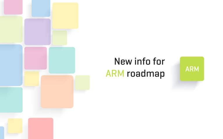 New info ARM compiler roadmap banner news
