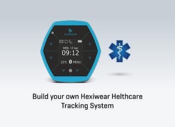 Hexiwear health banner news