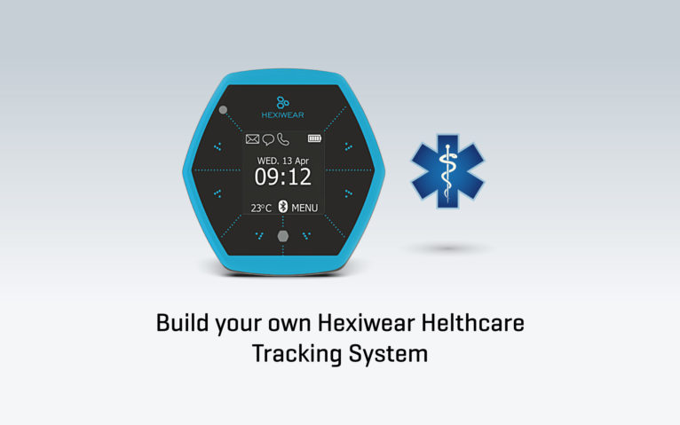 Hexiwear health banner news