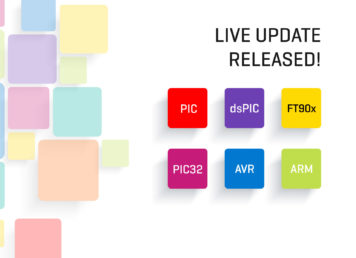 Live update released compilers banner