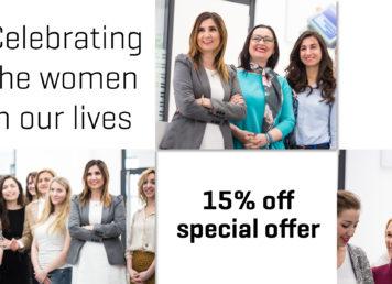 women's day offer news