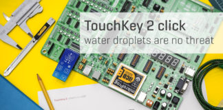 TouchKey 2 click banner news