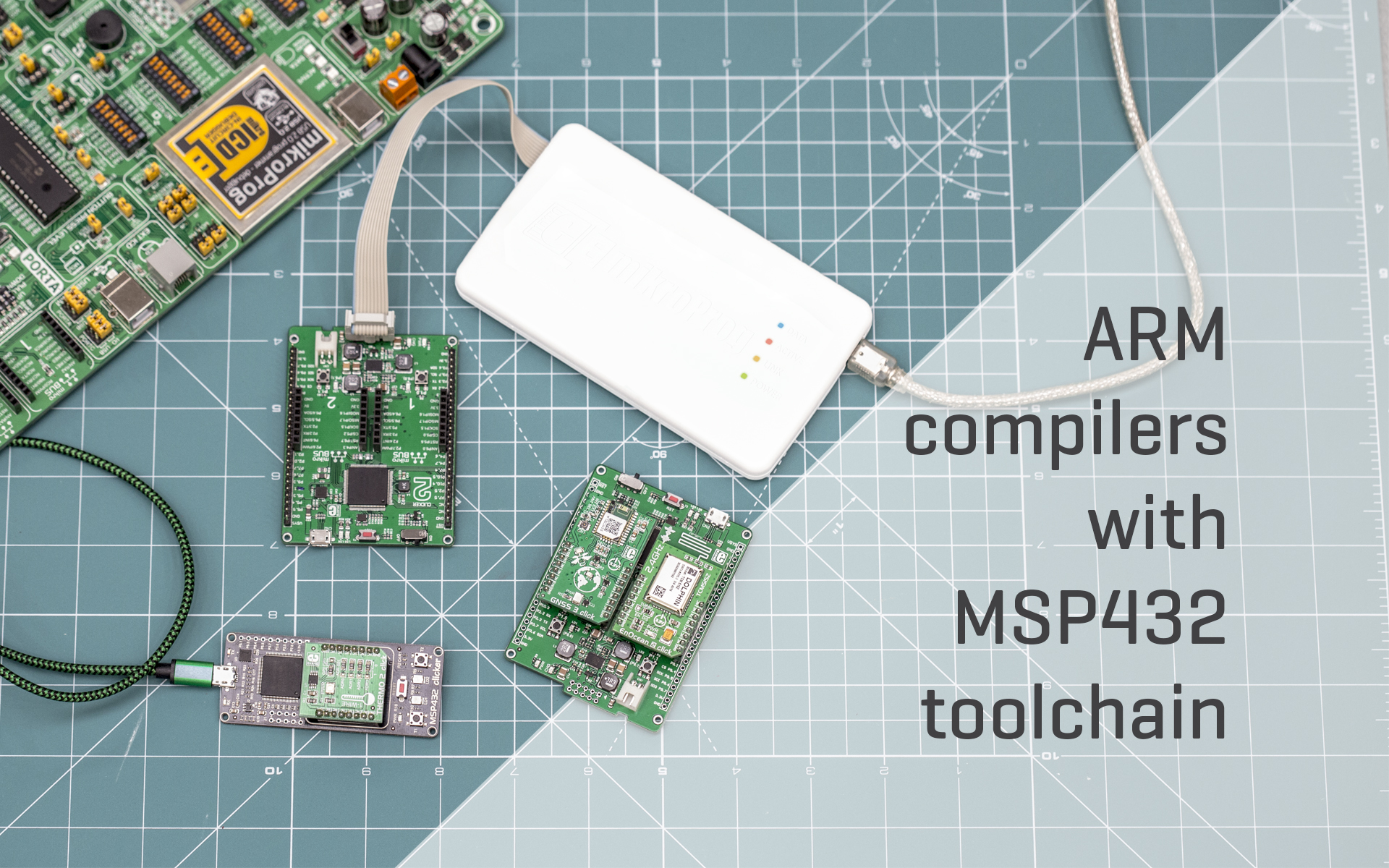 New release of the ARM compilers with MSP432 toolchain