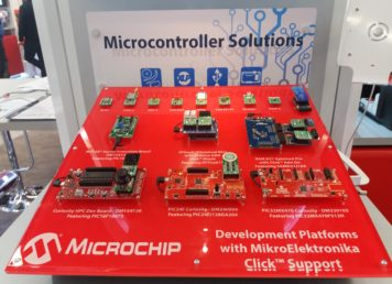Embedded World 2017 report 1