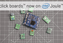 Intel Joule click shield news