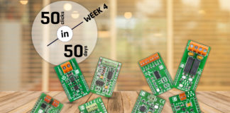50 in 50 with microchip week 4 news