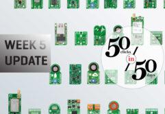 week 5 update