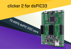 clicker 2 for dsPIC33