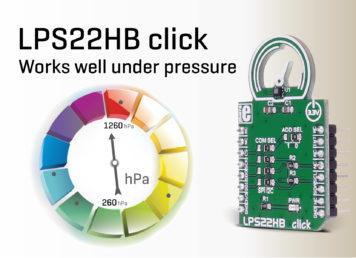 LPS22HB click banner