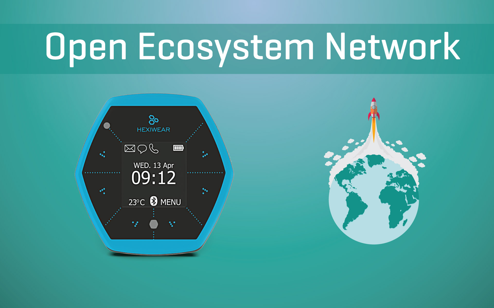 Hexiwear and Nokia's Open Ecosystem