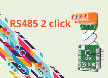 RS485 2 click news banner