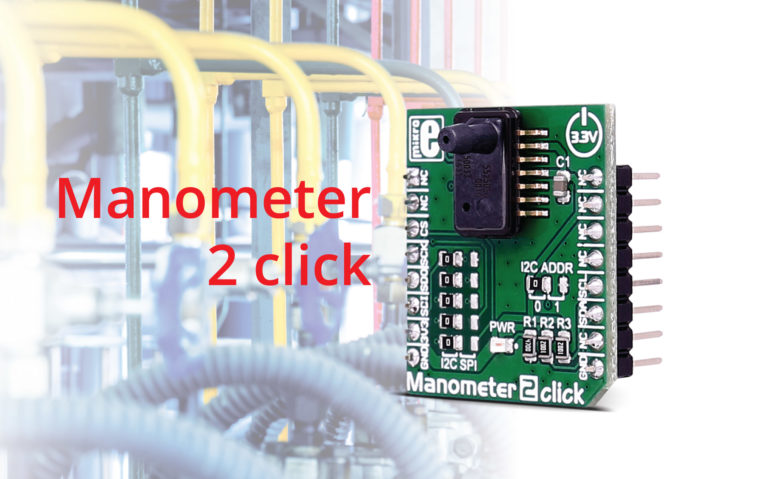 Manometer 2 click news banner