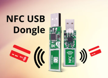 NFC USB Dongle news banner