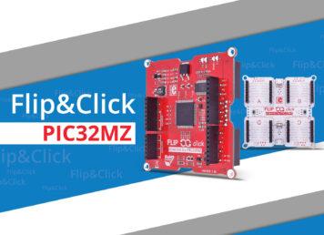 Flip&Click PIC32MZ