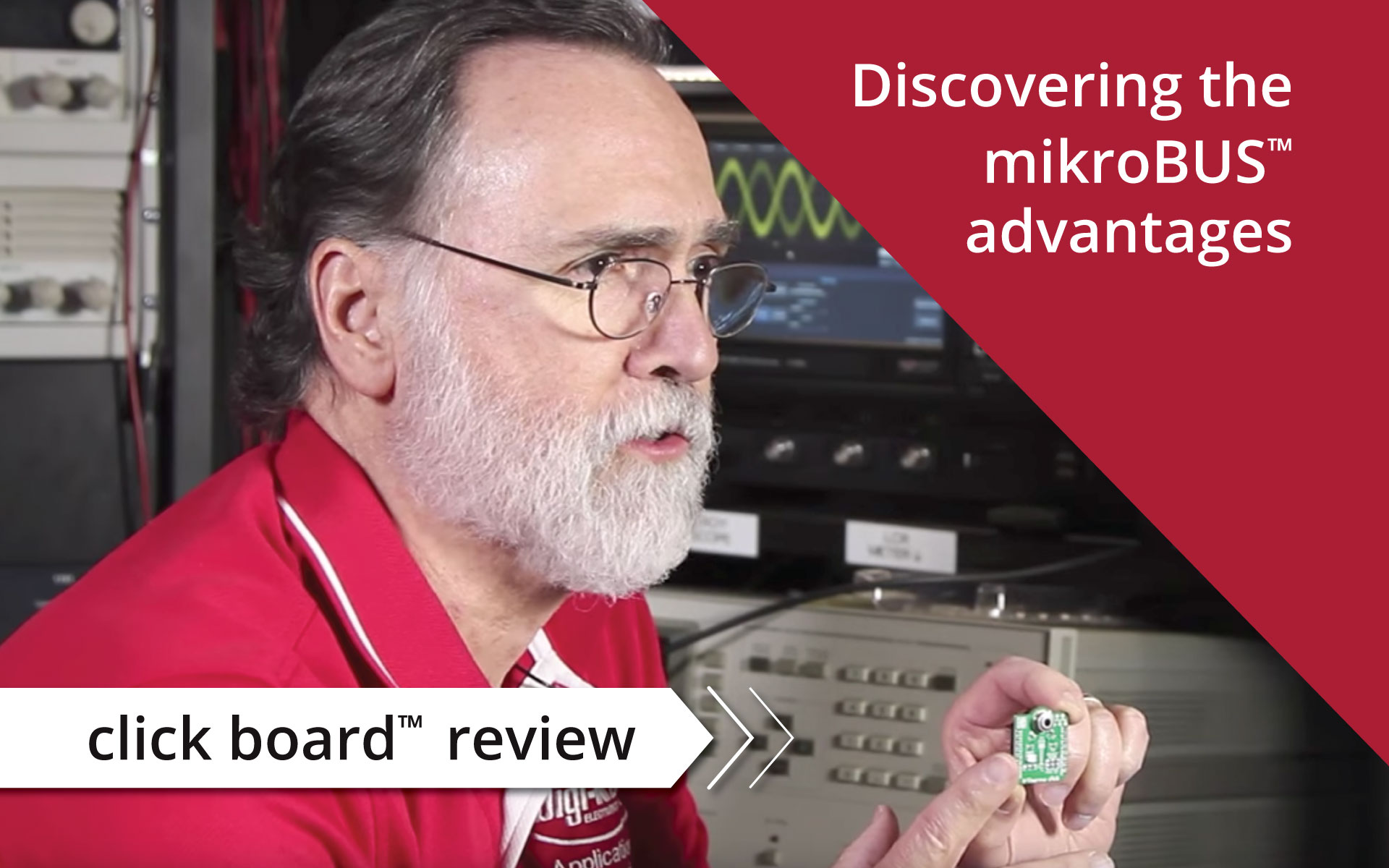 Discovering click boards™ - a video review you need to see