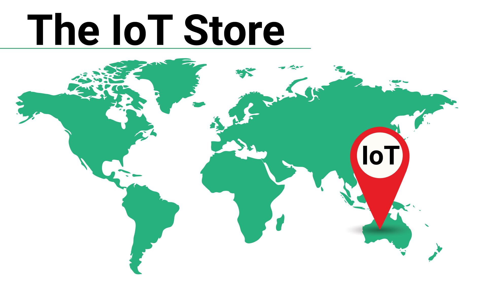 IoT Store is our new Australian distributor