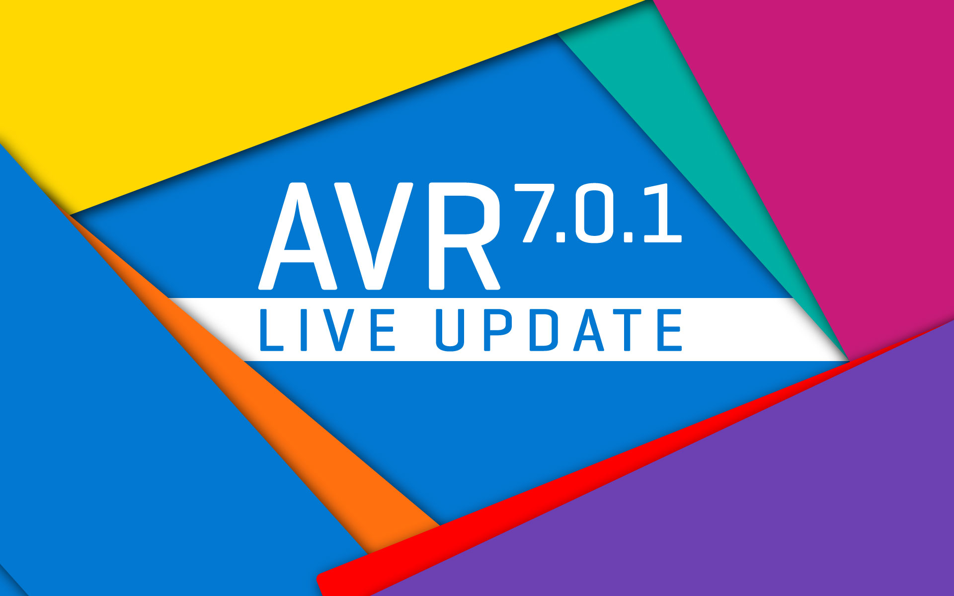 AVR compilers update - version 7.0.1