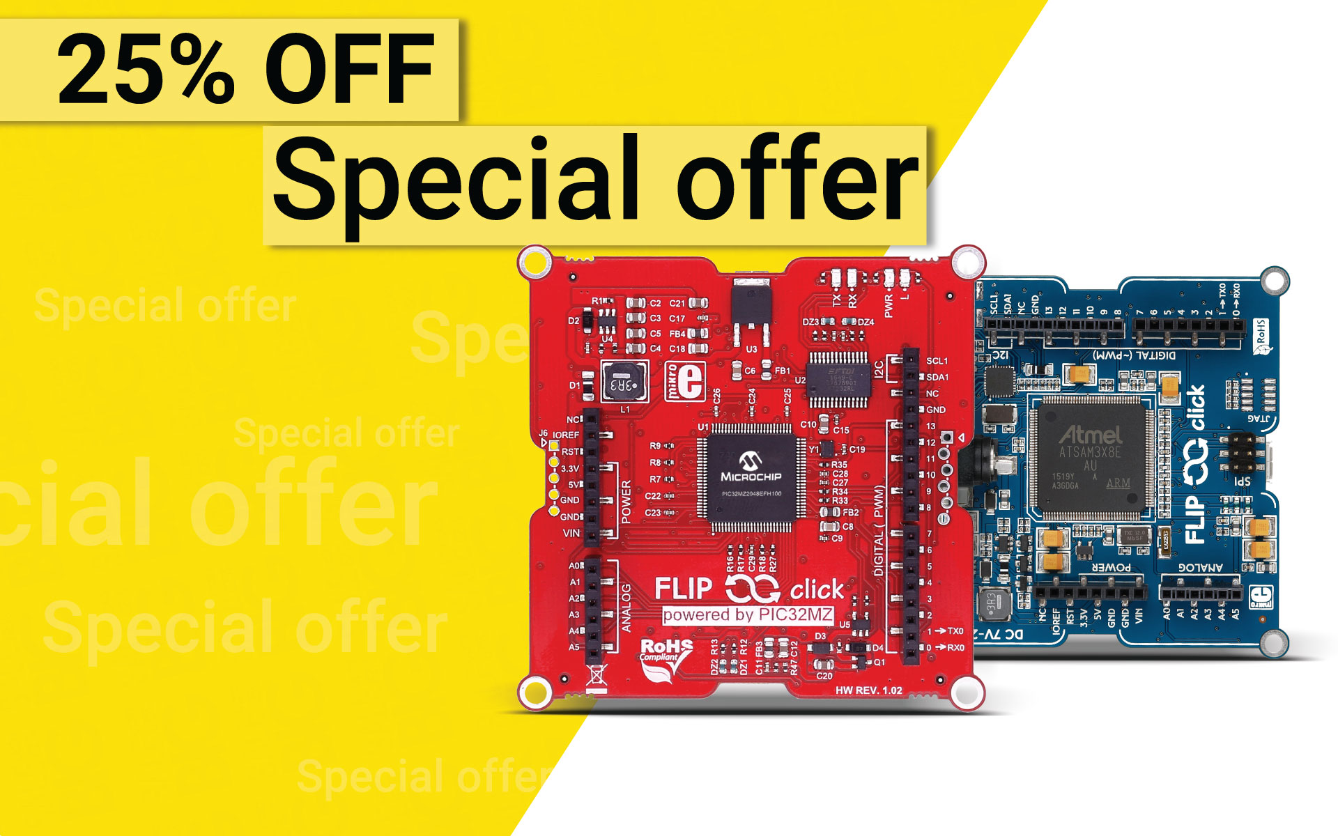 Flip&Click special offer