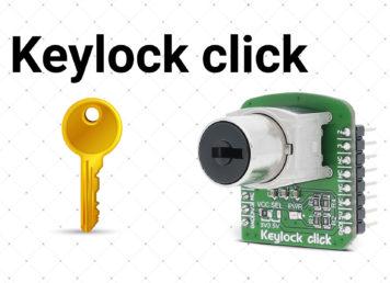 Keylock click banner news