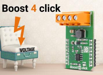 Boost 4 click news banner