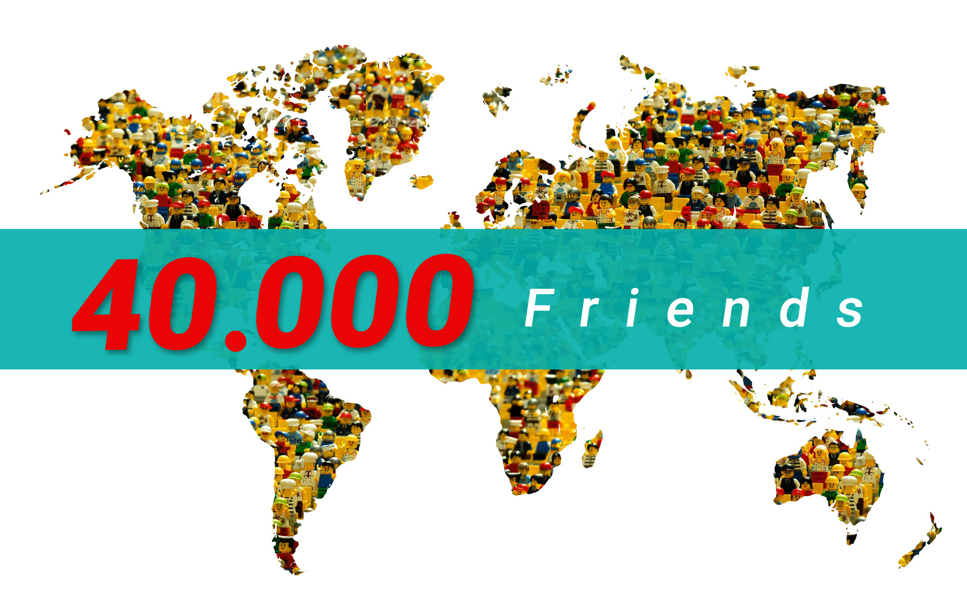 40.000 friends on the Forum! More than 250.000 posts! Join the community!