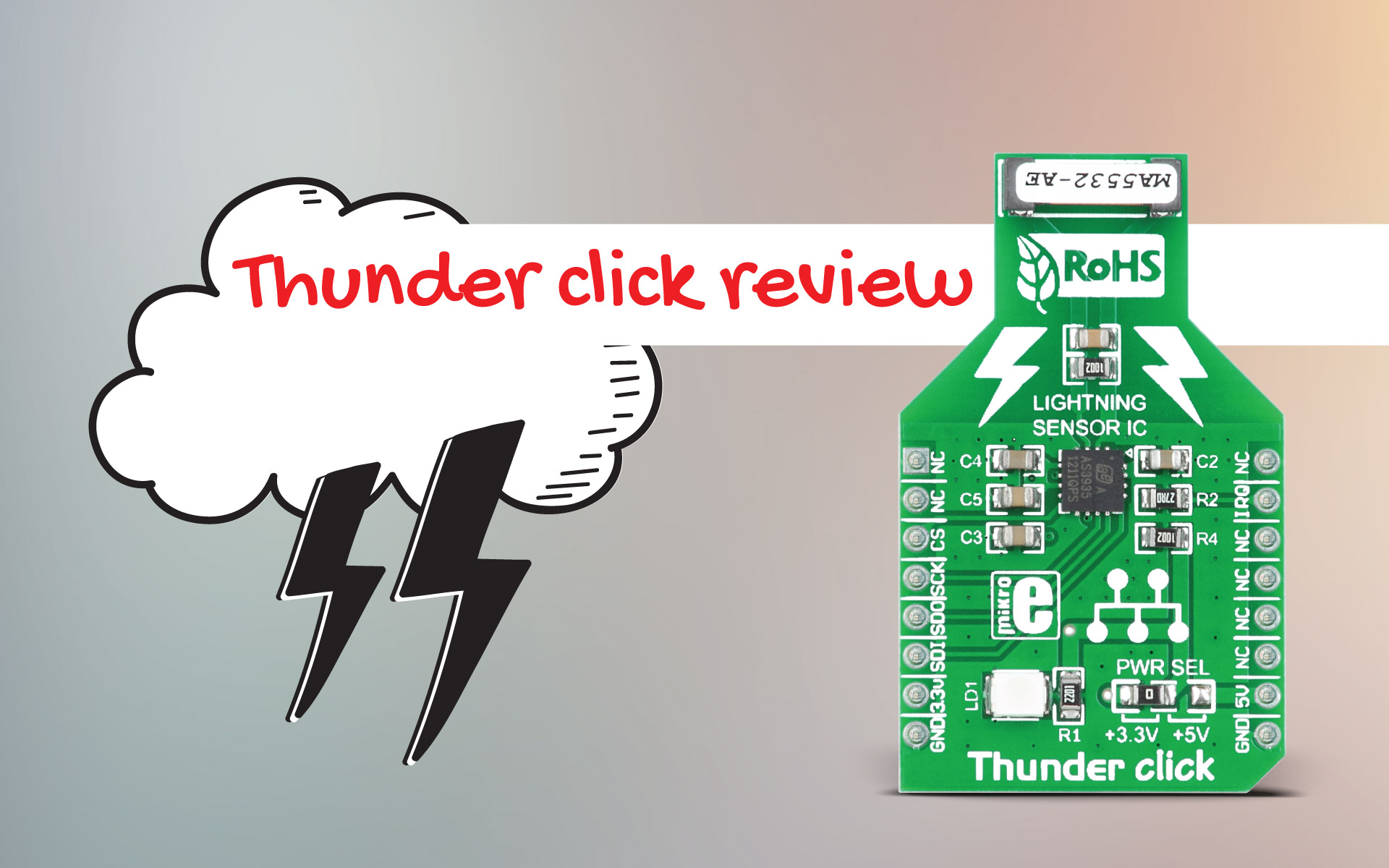 Thunder click review - get hit by inspiration, not lightning!