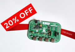 USB Wizard 20% off discount