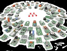 MikroElektronika Add-On Boards
