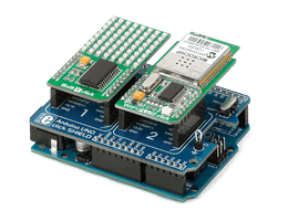 MikroElektronika Click Shields