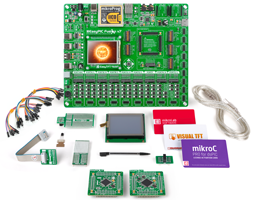 MikroElektronika Development Kits