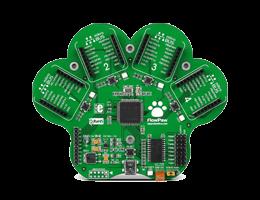 MikroElektronika FlowPaw Kit