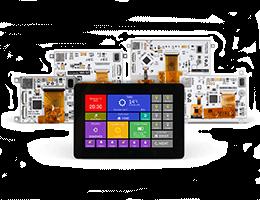 MikroElektronika Mikromedia HMI Boards