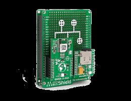 MikroElektronika Mikromedia Shields