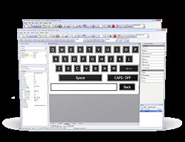 MikroElektronika Visual GLCD Software